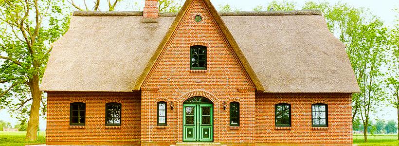 Баварская кладка: поэтапное выполнение и 75 элегантно выполненных фасадов домов