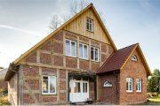 Фото 16 Баварская кладка: поэтапное выполнение своими руками и 75+ элегантных фасадов домов