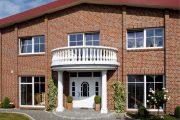 Фото 21 Баварская кладка: поэтапное выполнение своими руками и 75+ элегантных фасадов домов