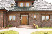 Фото 31 Баварская кладка: поэтапное выполнение своими руками и 75+ элегантных фасадов домов
