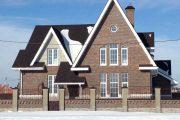 Фото 40 Баварская кладка: поэтапное выполнение своими руками и 75+ элегантных фасадов домов