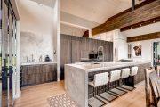 Фото 32 Белые глянцевые кухни: секреты гармоничного оформления и 80+ фото вдохновляющих интерьеров