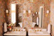 Фото 21 Бежевые обои в интерьере: 80+ эстетически выверенных интерьеров на стыке роскоши и благородства