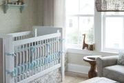 Фото 15 Бортики в кроватку для новорожденных: 75+ избранных идей для безопасного и комфортного отдыха малыша