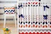 Фото 18 Бортики в кроватку для новорожденных: 75+ избранных идей для безопасного и комфортного отдыха малыша