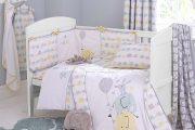 Фото 21 Бортики в кроватку для новорожденных: 75+ избранных идей для безопасного и комфортного отдыха малыша