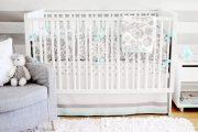 Фото 4 Бортики в кроватку для новорожденных: 75+ избранных идей для безопасного и комфортного отдыха малыша
