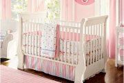 Фото 22 Бортики в кроватку для новорожденных: 75+ избранных идей для безопасного и комфортного отдыха малыша