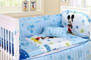 Фото 23 Бортики в кроватку для новорожденных: 75+ избранных идей для безопасного и комфортного отдыха малыша