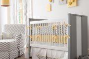 Фото 30 Бортики в кроватку для новорожденных: 75+ избранных идей для безопасного и комфортного отдыха малыша