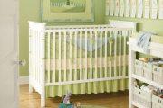 Фото 31 Бортики в кроватку для новорожденных: 75+ избранных идей для безопасного и комфортного отдыха малыша