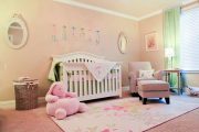 Фото 34 Бортики в кроватку для новорожденных: 75+ избранных идей для безопасного и комфортного отдыха малыша
