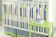 Фото 35 Бортики в кроватку для новорожденных: 75+ избранных идей для безопасного и комфортного отдыха малыша