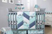 Фото 36 Бортики в кроватку для новорожденных: 75+ избранных идей для безопасного и комфортного отдыха малыша