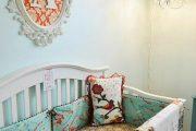 Фото 37 Бортики в кроватку для новорожденных: 75+ избранных идей для безопасного и комфортного отдыха малыша