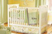 Фото 45 Бортики в кроватку для новорожденных: 75+ избранных идей для безопасного и комфортного отдыха малыша