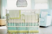 Фото 51 Бортики в кроватку для новорожденных: 75+ избранных идей для безопасного и комфортного отдыха малыша