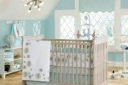 Фото 52 Бортики в кроватку для новорожденных: 75+ избранных идей для безопасного и комфортного отдыха малыша