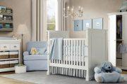 Фото 53 Бортики в кроватку для новорожденных: 75+ избранных идей для безопасного и комфортного отдыха малыша