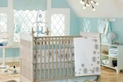 Фото 54 Бортики в кроватку для новорожденных: 75+ избранных идей для безопасного и комфортного отдыха малыша