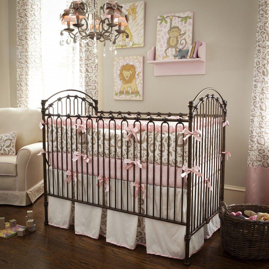 Кроватки для новорожденных в интерьере фото