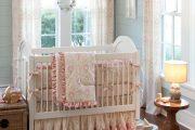 Фото 59 Бортики в кроватку для новорожденных: 75+ избранных идей для безопасного и комфортного отдыха малыша