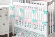Фото 61 Бортики в кроватку для новорожденных: 75+ избранных идей для безопасного и комфортного отдыха малыша