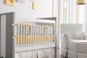 Фото 66 Бортики в кроватку для новорожденных: 75+ избранных идей для безопасного и комфортного отдыха малыша