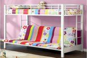 Фото 39 Диван-трансформер в двухъярусную кровать: 70 максимально удобных и практичных идей для вашей квартиры