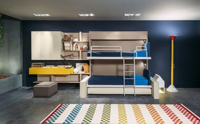 диван двухъярусная кровать трансформер цена и обзор лучших идей