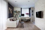 Фото 49 Диван-трансформер в двухъярусную кровать: 70 максимально удобных и практичных идей для вашей квартиры