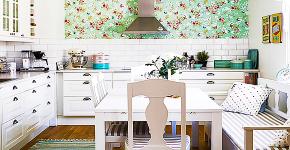 Диван на маленькой кухне: обзор практичных моделей диванов для комфортной кухонной зоны фото