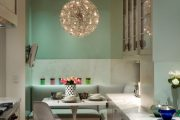 Фото 55 Диван на маленькой кухне: обзор практичных моделей диванов для комфортной кухонной зоны
