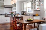 Фото 56 Диван на маленькой кухне: обзор практичных моделей диванов для комфортной кухонной зоны