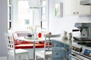 Фото 59 Диван на маленькой кухне: обзор практичных моделей диванов для комфортной кухонной зоны