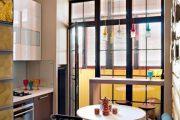 Фото 61 Диван на маленькой кухне: обзор практичных моделей диванов для комфортной кухонной зоны