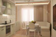 Фото 2 Диван на маленькой кухне: обзор практичных моделей диванов для комфортной кухонной зоны