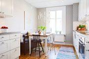 Фото 9 Диван на маленькой кухне: обзор практичных моделей диванов для комфортной кухонной зоны