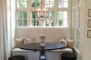Фото 10 Диван на маленькой кухне: обзор практичных моделей диванов для комфортной кухонной зоны