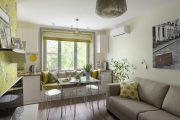 Фото 12 Диван на маленькой кухне: обзор практичных моделей диванов для комфортной кухонной зоны