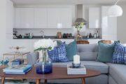 Фото 15 Диван на маленькой кухне: обзор практичных моделей диванов для комфортной кухонной зоны