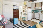 Фото 23 Диван на маленькой кухне: обзор практичных моделей диванов для комфортной кухонной зоны