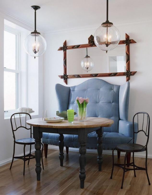 Кухонный диван в стиле «модерн»