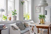 Фото 25 Диван на маленькой кухне: обзор практичных моделей диванов для комфортной кухонной зоны