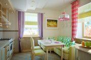 Фото 27 Диван на маленькой кухне: обзор практичных моделей диванов для комфортной кухонной зоны