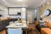 Фото 32 Диван на маленькой кухне: обзор практичных моделей диванов для комфортной кухонной зоны