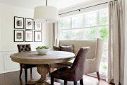 Фото 38 Диван на маленькой кухне: обзор практичных моделей диванов для комфортной кухонной зоны