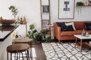 Фото 39 Диван на маленькой кухне: обзор практичных моделей диванов для комфортной кухонной зоны