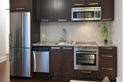 Фото 42 Диван на маленькой кухне: обзор практичных моделей диванов для комфортной кухонной зоны