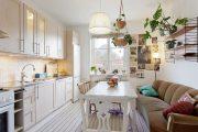Фото 43 Диван на маленькой кухне: обзор практичных моделей диванов для комфортной кухонной зоны